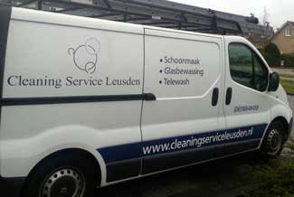 Cleaning service leusden